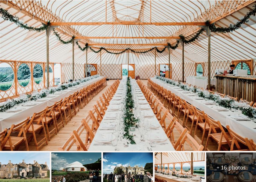 Hilles House on Hitched.co.uk