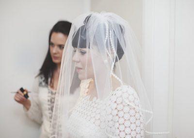 Victoria Abbosh - bridal makeup artist