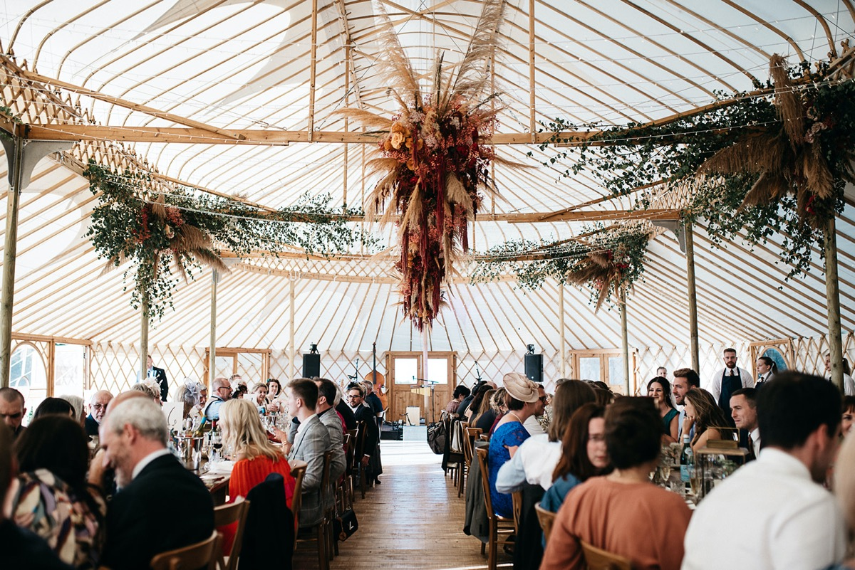 The Palace Yurt
